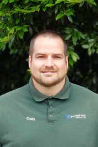 Cody Meyers, Field Technician