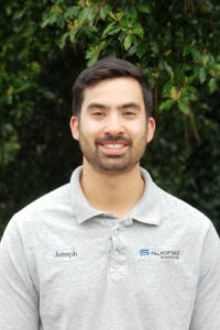 Joseph Valdez, Field Technician