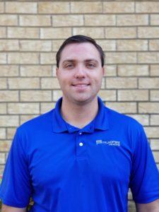 Aaron Thomas - Field Technician